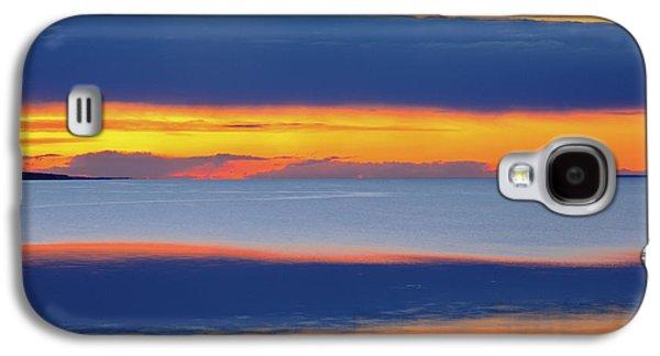 Canada, Alberta Lesser Slave Lake Galaxy S4 Case by Jaynes Gallery