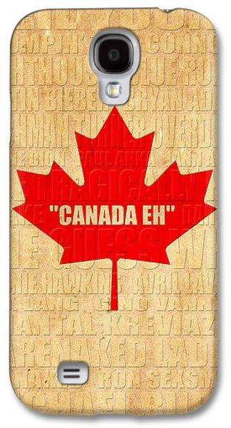 Canada Music 1 Galaxy S4 Case