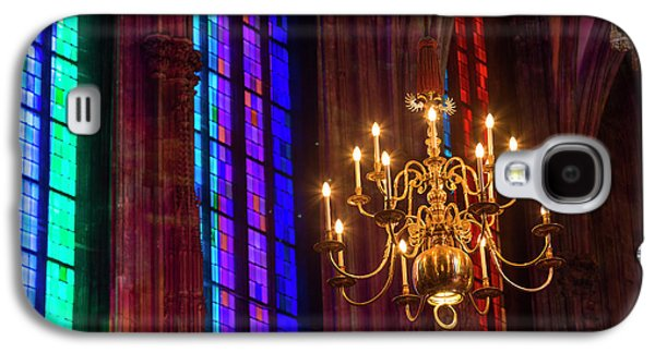 Candelabra, St Stephens Cathedral Galaxy S4 Case
