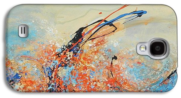 Candle In The Wind Galaxy S4 Case by Dan Campbell