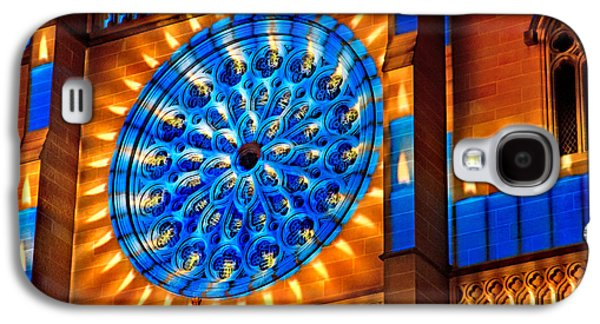 Candle Lights On Walls Galaxy S4 Case by Miroslava Jurcik