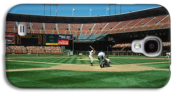 Candlestick Park San Francisco Ca Galaxy S4 Case by Panoramic Images