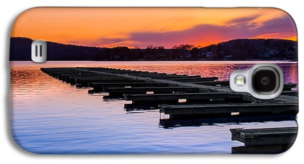 Candlewood Lake Galaxy S4 Case by Bill Wakeley