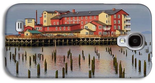 Cannery Pier Hotel Galaxy S4 Case