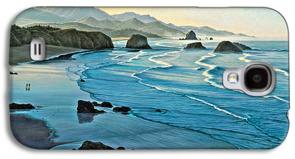 Cannon Beachcombers Galaxy S4 Case