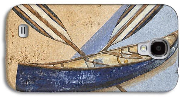 Canoe Rentals Galaxy S4 Case by Debbie DeWitt