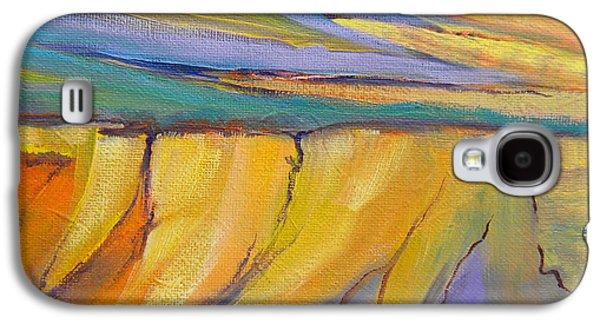 Canyon Dreams 33 Galaxy S4 Case by Pam Van Londen
