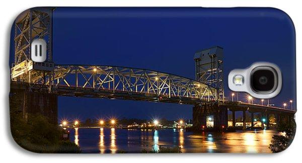 Cape Fear Memorial Bridge 2 - North Carolina Galaxy S4 Case