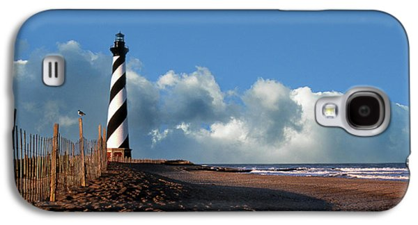 Cape Hatteras Lighthouse Nc Galaxy S4 Case