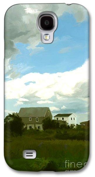 Cape House Galaxy S4 Case by Paul Tagliamonte