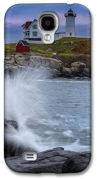 Cape Neddick Dusk Galaxy S4 Case by Rick Berk