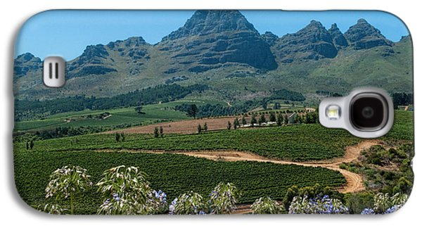 Cape Winelands - South Africa Galaxy S4 Case