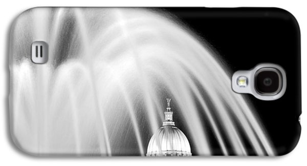 Capitol Fountain Galaxy S4 Case by Todd Klassy