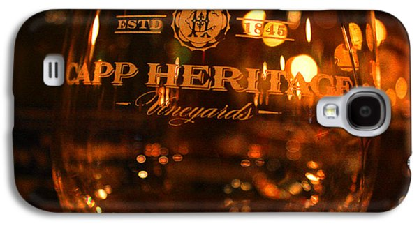 Capp Heritage 2 Galaxy S4 Case by Penelope Moore