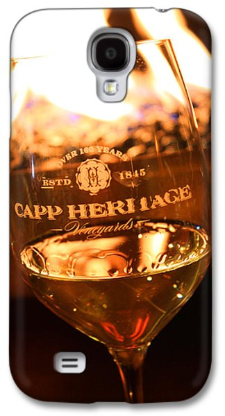 Capp Heritage 5 Galaxy S4 Case by Penelope Moore