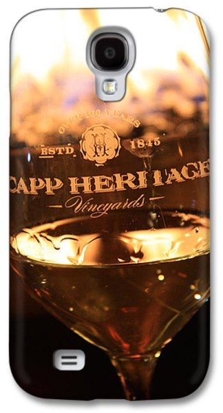 Capp Heritage 7 Galaxy S4 Case by Penelope Moore