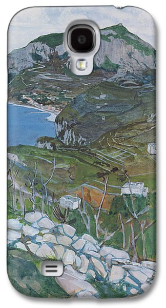 Capri, C.1904 Galaxy S4 Case