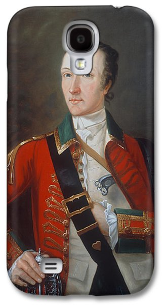 Captain James Gorry, 87th Regiment Galaxy S4 Case by English School