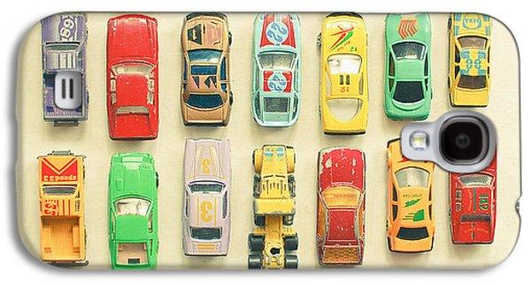 Car Park Galaxy S4 Case