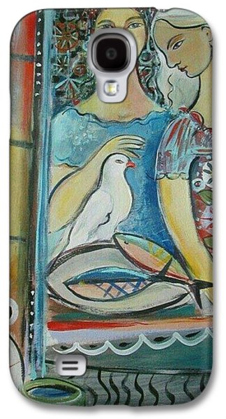 Caravan Of Dream Galaxy S4 Case by Marlene LAbbe