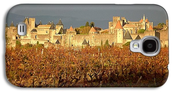 Carcassonne In Fall Galaxy S4 Case