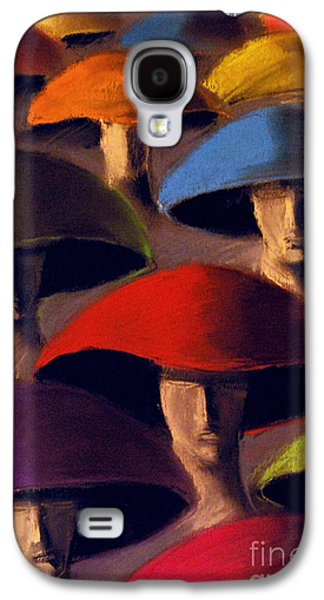 Carnaval Galaxy S4 Case by Mona Edulesco