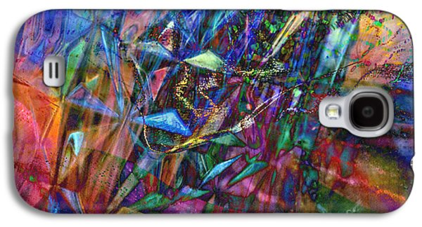 Galaxy S4 Case featuring the photograph Carnival by Nareeta Martin