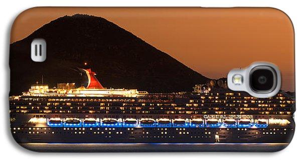 Carnival Splendor At Cabo San Lucas Galaxy S4 Case by Sebastian Musial