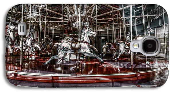 Carousel Galaxy S4 Case by Wayne Sherriff