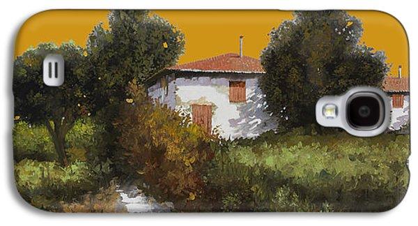 Casa Al Tramonto Galaxy S4 Case by Guido Borelli