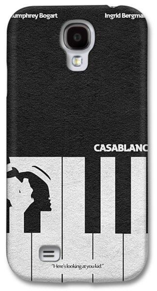 Casablanca Galaxy S4 Case by Ayse Deniz