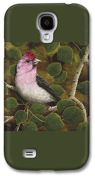 Cassins Finch Galaxy S4 Case by Rick Bainbridge