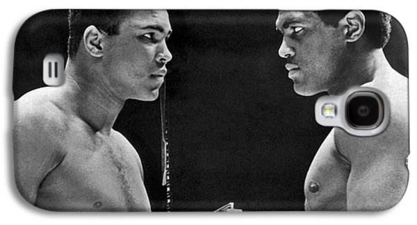 Cassius Clay Gives Whammy Eye Galaxy S4 Case