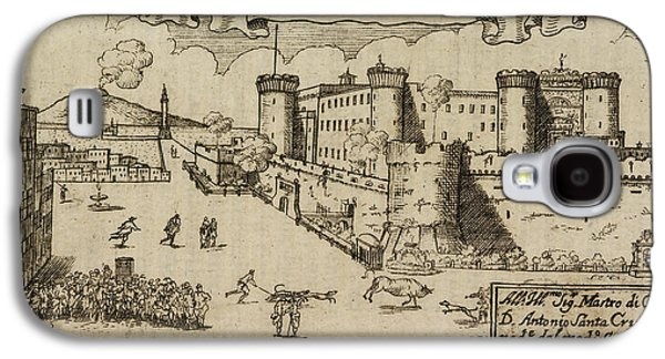 Castelnovo A Hilltop Fort Galaxy S4 Case by British Library