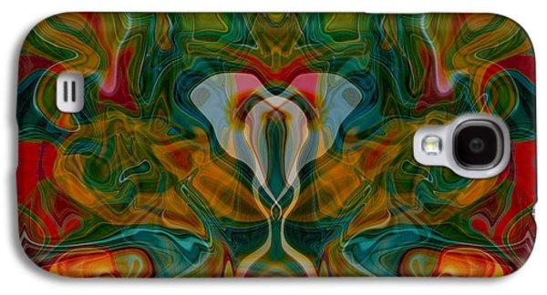 Casting Spells Galaxy S4 Case by Omaste Witkowski