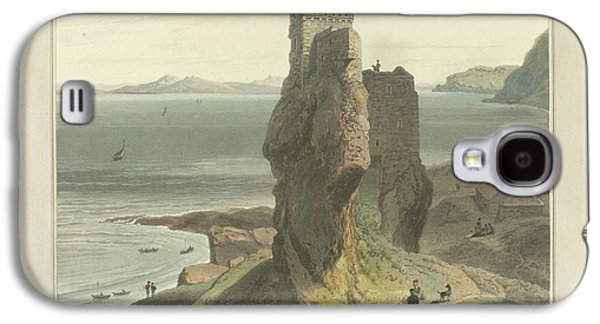 Castle Broichin On The Isle Of Rasay Galaxy S4 Case by British Library