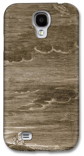 Castor And Pollux, 1731 Galaxy S4 Case by Bernard Picart