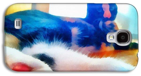 Cat Feet Galaxy S4 Case