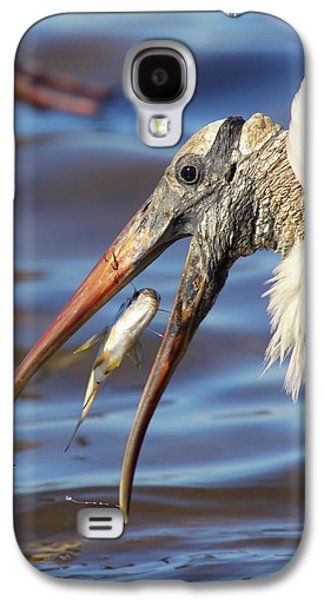 Catch Of The Day Galaxy S4 Case by Bruce J Robinson