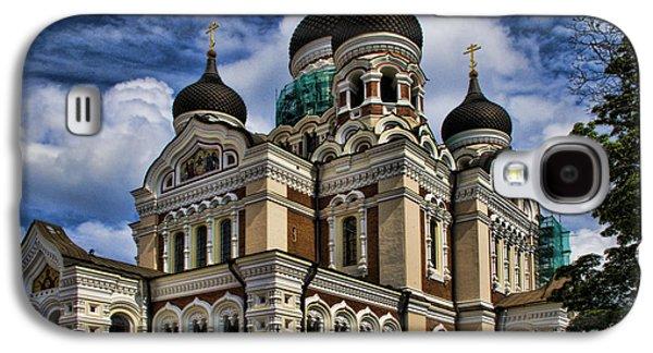 Cathedral In Tallinn Galaxy S4 Case