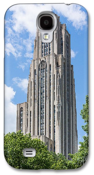 Cathedral Of Learning - Pittsburgh Pa Galaxy S4 Case