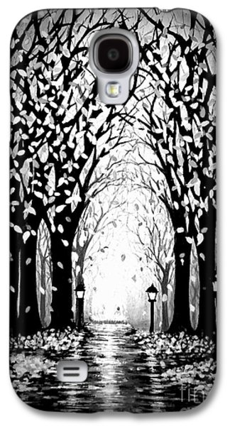 Cathedral Park Galaxy S4 Case by Janine Riley
