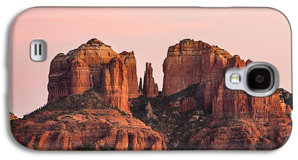 Cathedral Rock Sunset Galaxy S4 Case