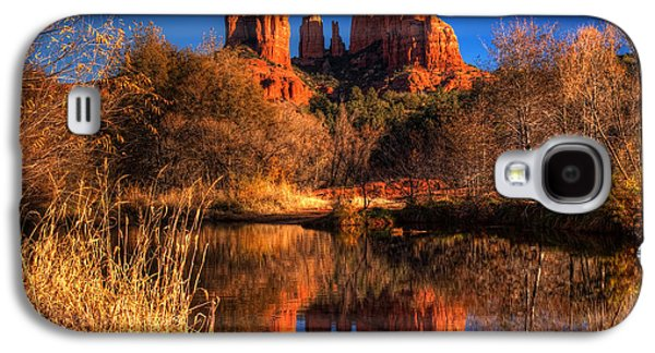 Cathedral Rock Galaxy S4 Case by Tom Weisbrook