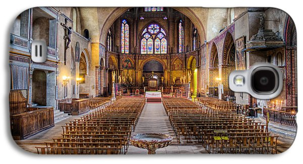 Cathedrale Saint-etienne Interior / Cahors Galaxy S4 Case