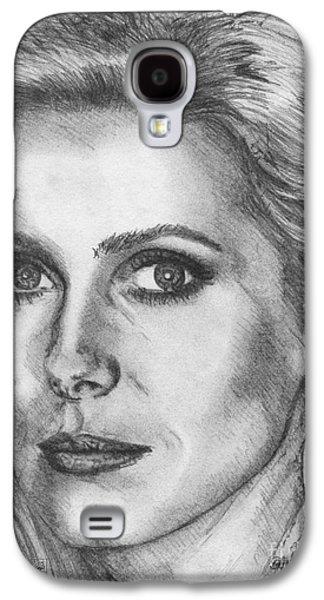 Catherine Deneuve In 1976 Galaxy S4 Case by J McCombie
