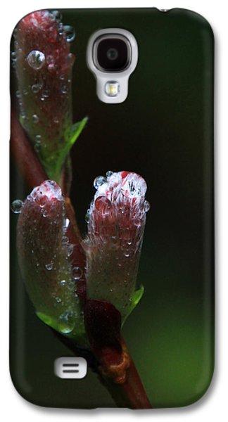 Catkin Raindrops Galaxy S4 Case