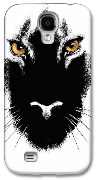 Cat's Eyes Galaxy S4 Case by Aaron Blaise
