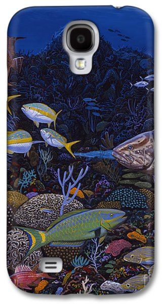 Cayman Reef Re0022 Galaxy S4 Case by Carey Chen