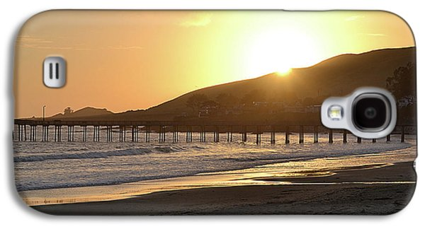 Cayucos Galaxy S4 Case by Suzette Kallen
